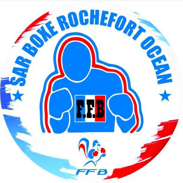 Logo SAR Boxe Rochefort